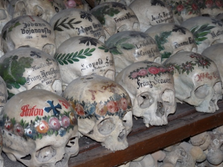 Skulls of the Beinhaus