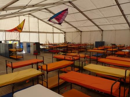 The Tent Interior