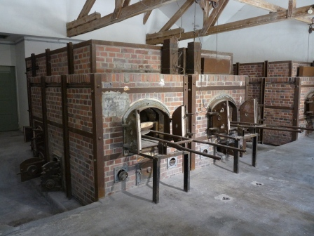 Crematorium at Dachau